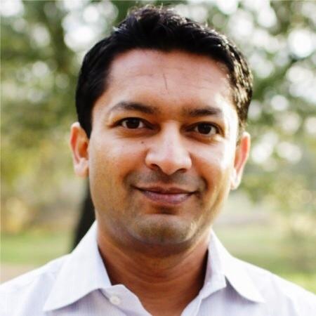Ash Maurya Linkedin profile photo