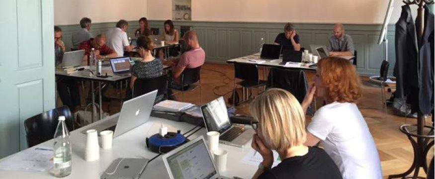 Content Production Day 21. Juni 2016 (Zürich)