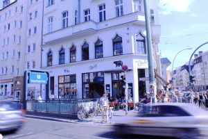 St. Oberholz Rosenthaler Platz