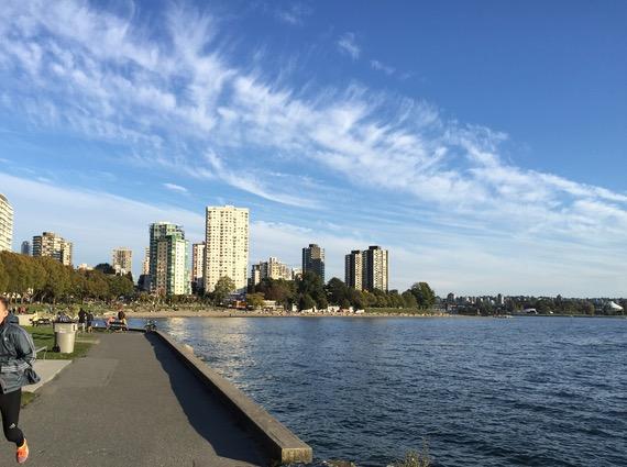 Vancouver und das Meer